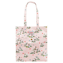 Buy Cath Kidston Stars and Dog Book Bag, Pink Online at johnlewis.com