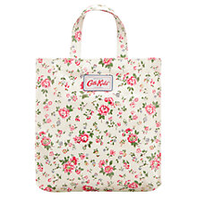 Buy Cath Kidston Bramley Sprig Mini Shopper, Cream/Multi Online at johnlewis.com