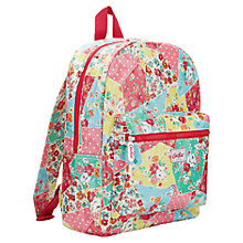 Buy Cath Kidston Patchwork Padded Backpack, Multi Online at johnlewis.com