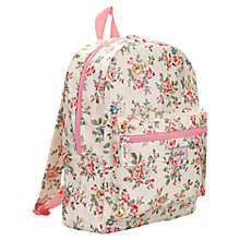 Buy Cath Kidston Kingswood Rose Padded Rucksack Online at johnlewis.com