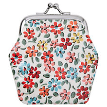 Buy Cath Kidston Ditsy Garden Print Mini Clasp Purse, Multi Online at johnlewis.com