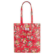 Buy Cath Kidston Kingswood Rose Book Bag, Red Online at johnlewis.com
