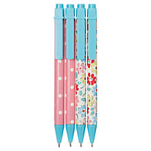 Buy Cath Kdston Ditsy Pen Pack, Pack of 4 Online at johnlewis.com