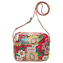 Buy Cath Kidston Camden Handbag Camden, Red Online at johnlewis.com
