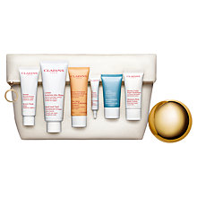 Buy Clarins Face and Body Care Collection - Top-to-toe Pampering Online at johnlewis.com