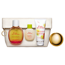 Buy Clarins Eau des Jardins Collection - Captivating Luxuries Online at johnlewis.com