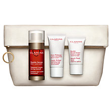 Buy Clarins Anti-Aging Must-Have Collection - Youth Boosters Online at johnlewis.com