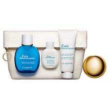 Buy Clarins Eau Ressourçante Collection - Pure Pleasures Online at johnlewis.com