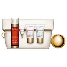 Buy Clarins Expert Age Control Double Serum Collection Online at johnlewis.com