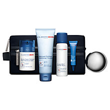 Buy Clarins Men Collection - Grooming Essentials Online at johnlewis.com