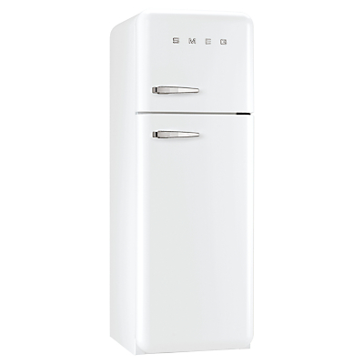 Smeg FAB30RF Fridge Freezer, A++ Energy Rating, 60cm Wide, Right-Hand Hinge