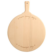 Buy Sophie Conran for T&G A Beautiful Day Serving Board Online at johnlewis.com