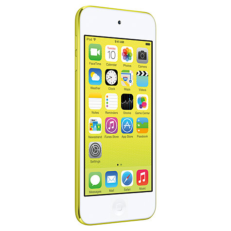 Buy Apple iPod touch (5th Generation) Online at johnlewis.com