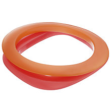 Buy John Lewis Oval and Square Duo Bangle Online at johnlewis.com