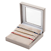 Buy Azuni Christmas Boxed Bracelets Online at johnlewis.com