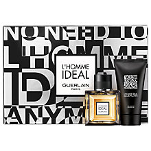 Buy Guerlain L'Homme Ideal Eau de Toilette Gift Set Online at johnlewis.com