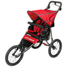 Buy Out 'N' About Nipper Sport V4 Pushchair, Red Online at johnlewis.com