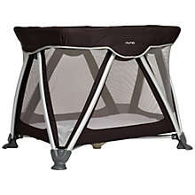 Buy Nuna Sena Mini Travel Cot, Night Online at johnlewis.com