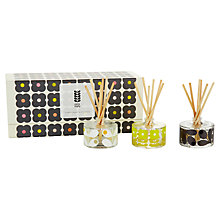 Buy Orla Kiely Mini Diffuser Set Online at johnlewis.com