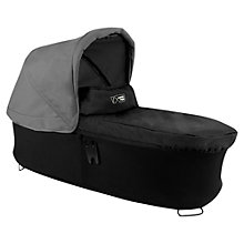 Buy Mountain Buggy Duet Carrycot Plus, Black Online at johnlewis.com