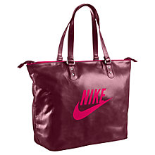 Buy Nike Heritage SI Tote Bag Online at johnlewis.com