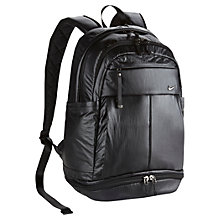 Buy Nike Victory Backpack, Black Online at johnlewis.com