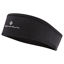 Buy Ronhill Stretch Headband, Black Online at johnlewis.com
