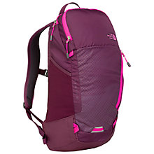 Buy The North Face Women's Pinyon Backpack, Purple Online at johnlewis.com