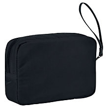 Buy Nike Small Studio Kit Bag, Black Online at johnlewis.com