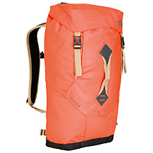 "Buy The North Face Base Camp Citer 15"" Laptop Backpack, Red Orange Online at johnlewis.com"