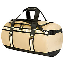 Buy The North Face Base Camp Duffle Holdall, Medium, Cream Online at johnlewis.com