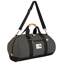 Buy The North Face Masen Duffle Bag, Asphalt Grey Online at johnlewis.com