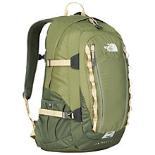 Buy The North Face Big Shot II Backpack, Burnt Olive Green Online at johnlewis.com