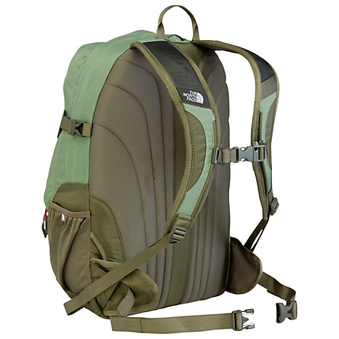 Buy The North Face Borealis Backpack, Green Online at johnlewis.com