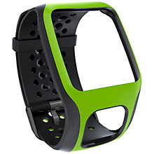 Buy TomTom Comfort Strap, Green/Black Online at johnlewis.com