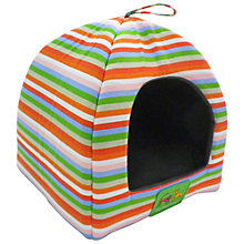 Buy Fred & Ginger Striped Cat Hideaway Online at johnlewis.com