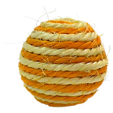 Buy Fred & Ginger Ball And Rustle Cat Toy Online at johnlewis.com