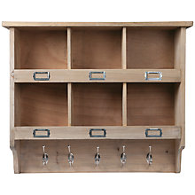 Buy Garden Trading Chedworth Cubby Hole Unit Online at johnlewis.com
