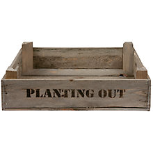 Buy Garden Trading Planting Out Tray Online at johnlewis.com