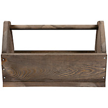 Buy Garden Trading Vintage Trug, Natural Online at johnlewis.com