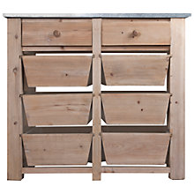 Buy Garden Trading 8 Drawer Storage Unit Online at johnlewis.com