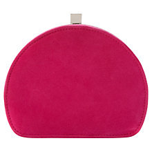 Buy Dune Eva Suede Clutch Bag Online at johnlewis.com