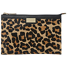 Buy Dune Eboomiez Faux Fur Clutch Online at johnlewis.com