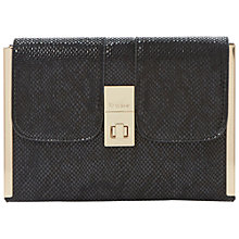 Buy Dune Beroccy Leather Clutch Bag Online at johnlewis.com