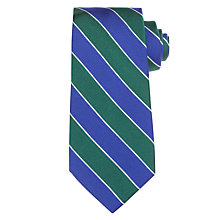 Buy Ralph Lauren Regency Stripe Tie Online at johnlewis.com