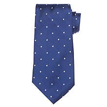Buy Ralph Lauren Satin Dot Tie Online at johnlewis.com