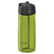 Buy Nike T1 Flow Water Bottle, Green Online at johnlewis.com