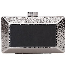 Buy French Connection Tamzin Clutch Bag, Black Online at johnlewis.com