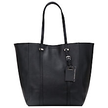 Buy French Connection Aubree Tote Bag, Black Online at johnlewis.com