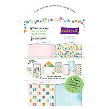Buy Docrafts Wondercurmp Cards and Envelopes Online at johnlewis.com